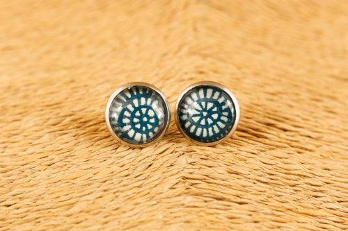 blue-spiral-earrings