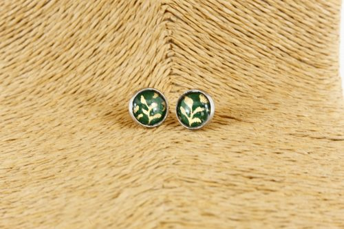 silver-morris-green-leaf-earrings