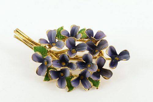 violet-brooch