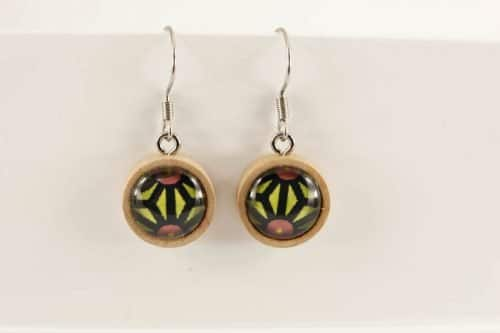 greendot-earrings