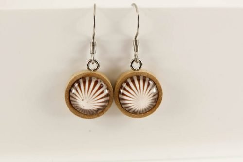 white-fan-earrings