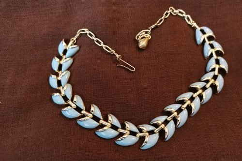 jewelcraft-blue-enamel-necklace