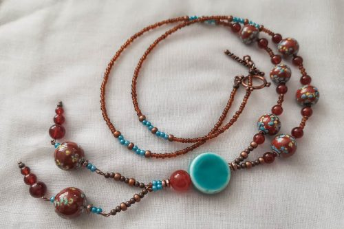 carnelian-necklace