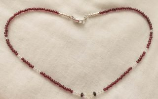 garnet-necklace