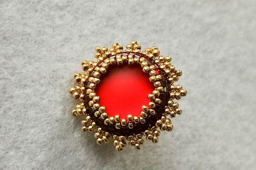 empress star brooch