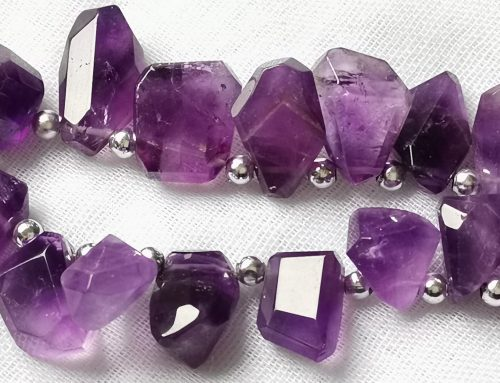 February birthstone – amethyst