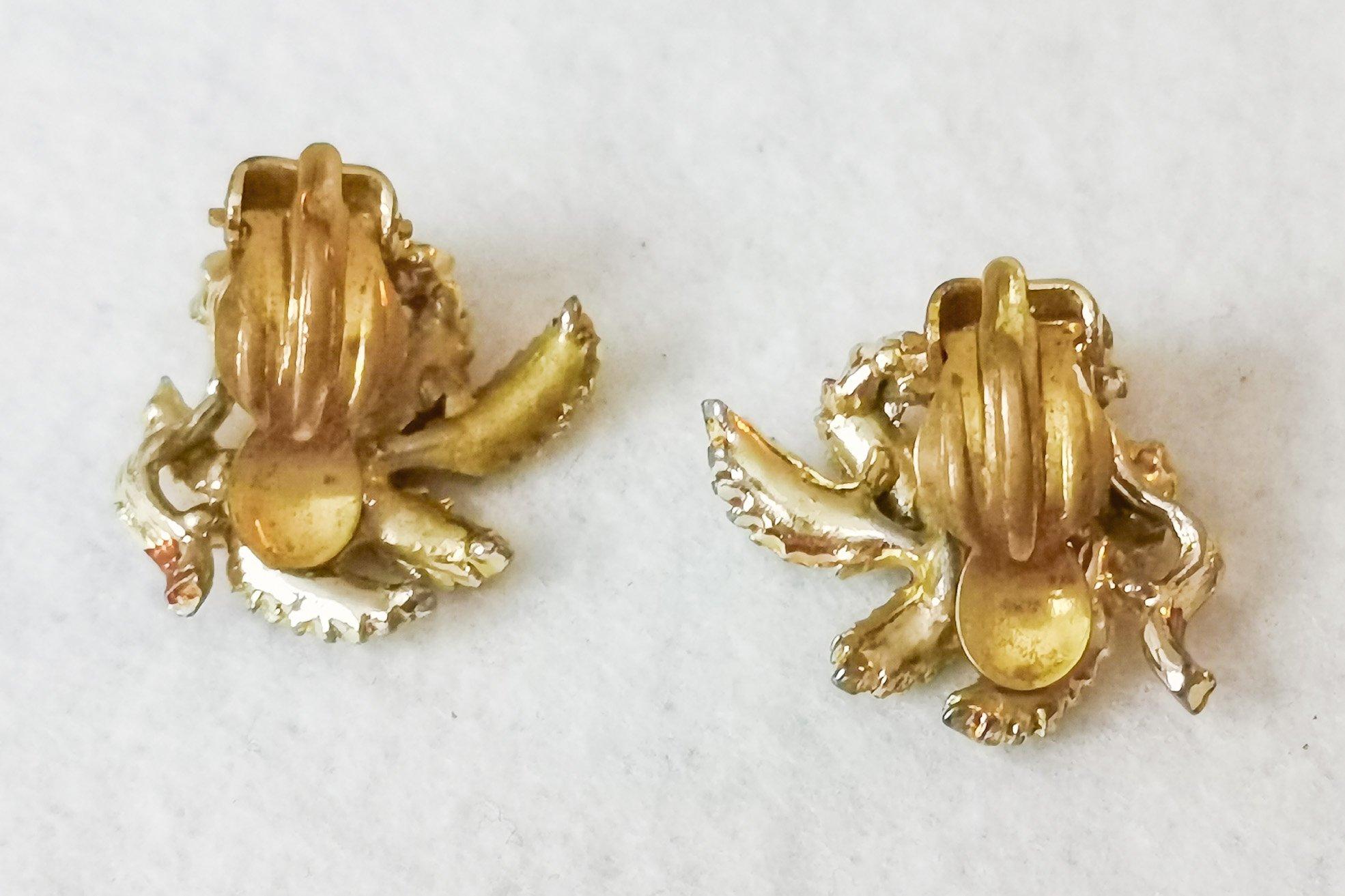 mountain ash earrings